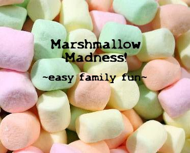 Marshmallow Madness: Teach your Children to Pray