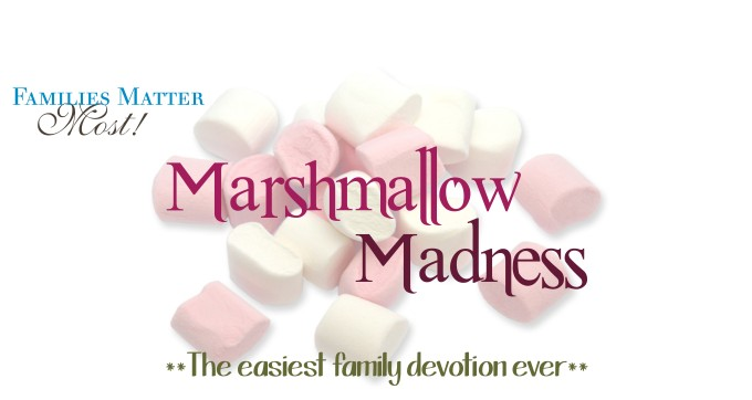 Marshmallow Madness: Covered in Favor