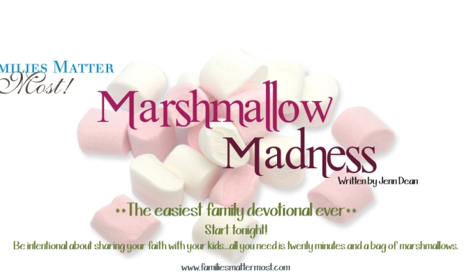 Marshmallow Madness: The Desires of Our Heart