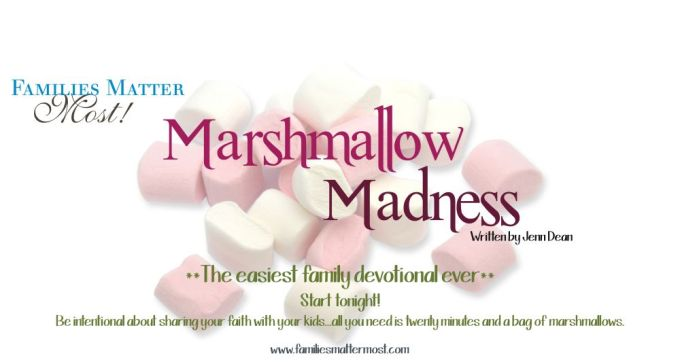 Marshmallow Madness: Molecules